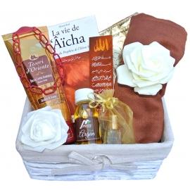 Coffret cadeau femme musulmane - Aïcha