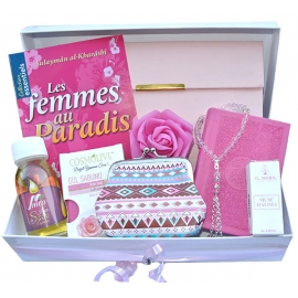 Coffret cadeau femme musulmane - Jasmine