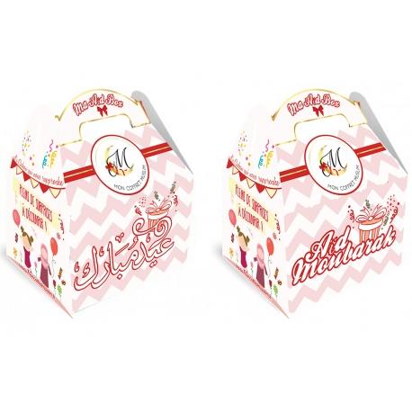 Box cadeau pour enfants - Aïd Box Fille