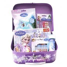 Coffret cadeau petite fille - Reine des neiges