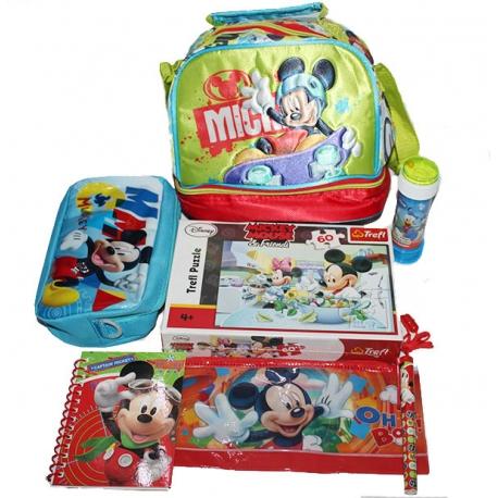 Coffret cadeau petit garçon - Mickey