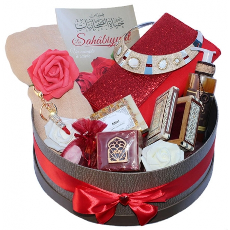 Coffret cadeau femme musulmane - Prestige