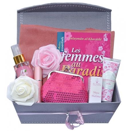 Coffret cadeau femme musulmane - Janna