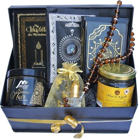 Coffret cadeau homme musulman - Honey