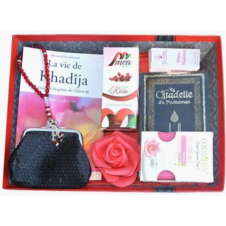 Coffret cadeau femme musulmane - Khadija