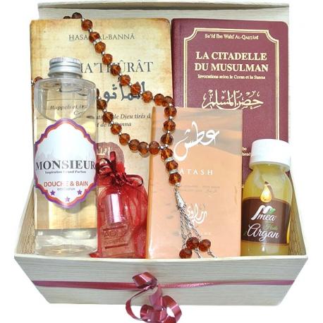Coffret cadeau homme musulman - Rayan