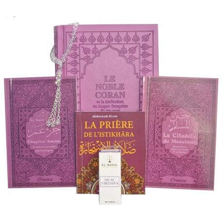Coffret cadeau femme musulmane - Naïla