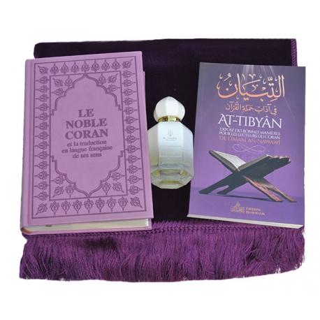 Coffret cadeau femme musulmane - Rose