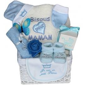 Coffret cadeaux naissance - Bébé garçon muslim
