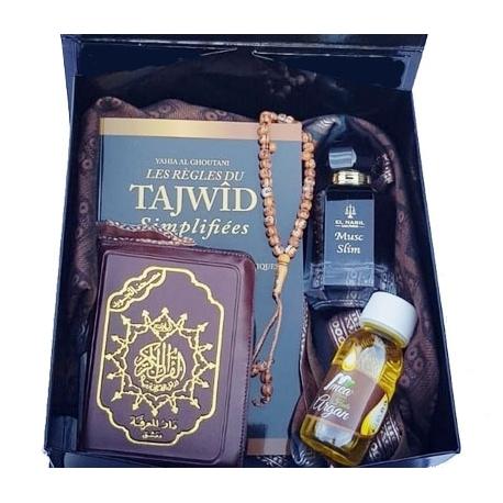 Coffret cadeau homme musulman - Orient Box