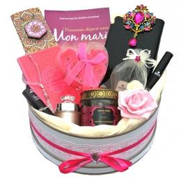 Coffret cadeau mariage femme musulmane - Romance